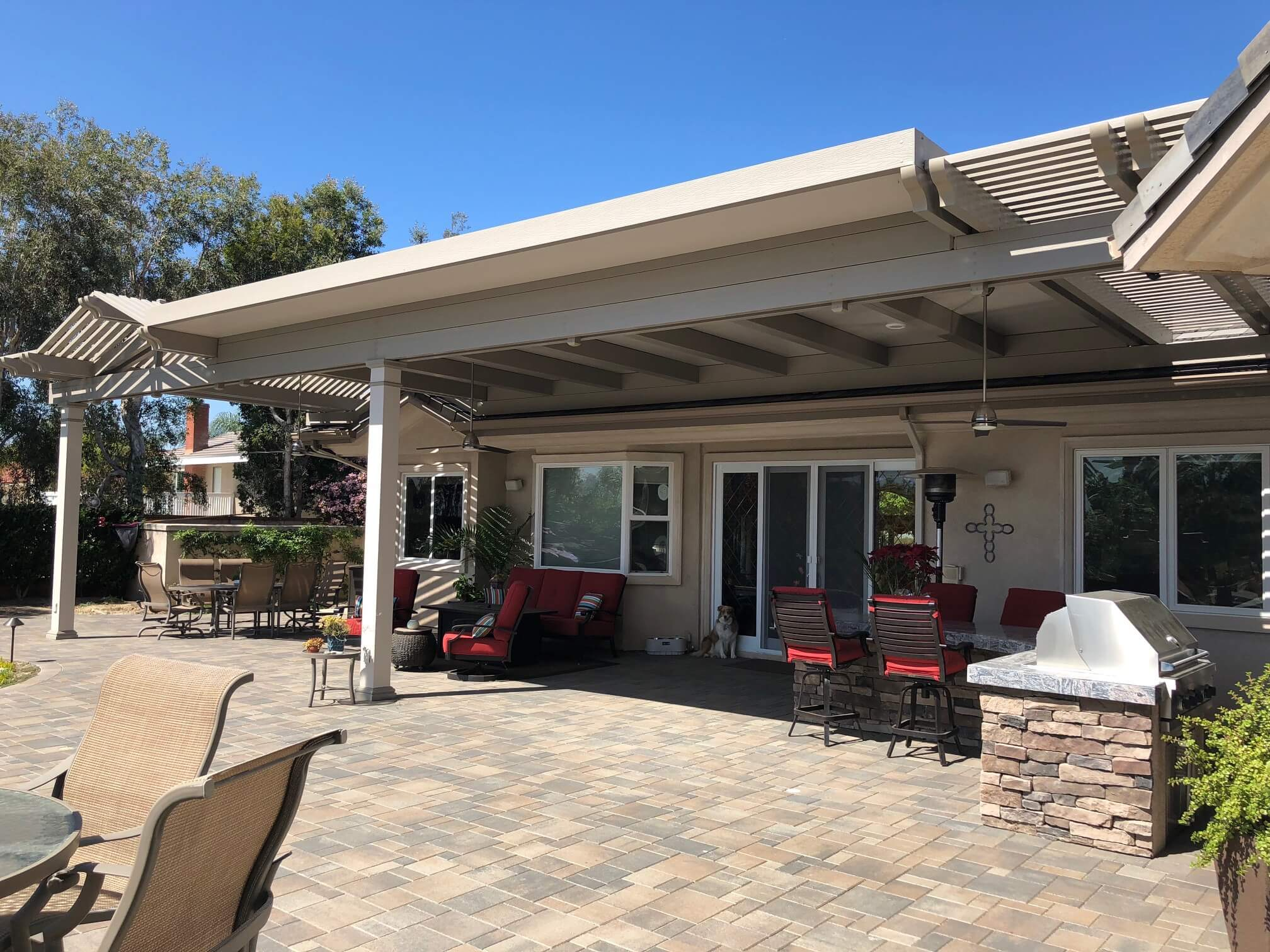 Elitewood Patio Cover